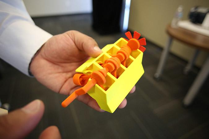 STEM Workshop 3D