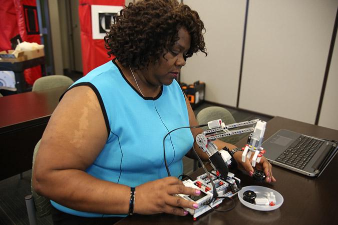 STEM Workshops Robots