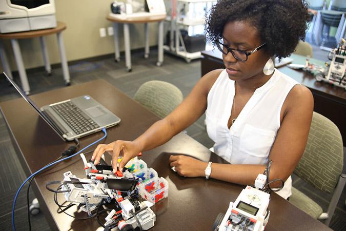 STEM Workshops Programming