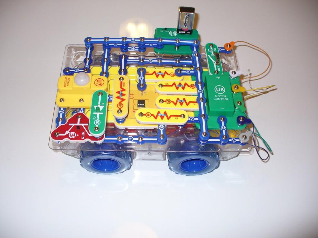 SNAP Rover